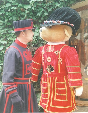 Tower Beefeaters